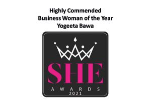 Time Clinic - She Awarded Highly Commended